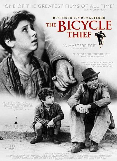 偷自行车的人(1948)