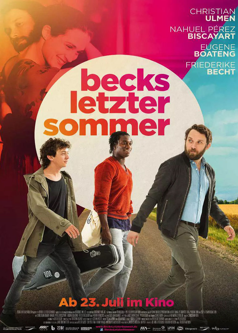 贝克最后的夏天