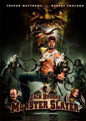 杰克・布鲁克斯:怪兽杀手