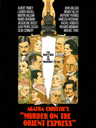 东方快车谋杀案(1974)