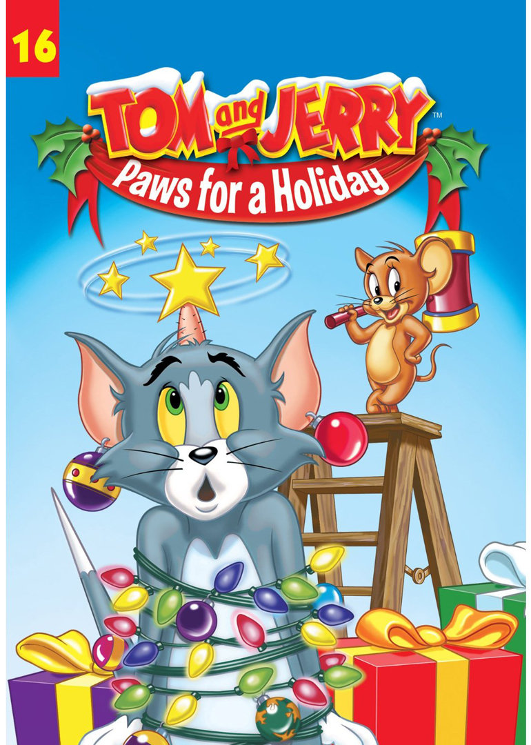 猫和老鼠:汤姆和杰瑞的寒假