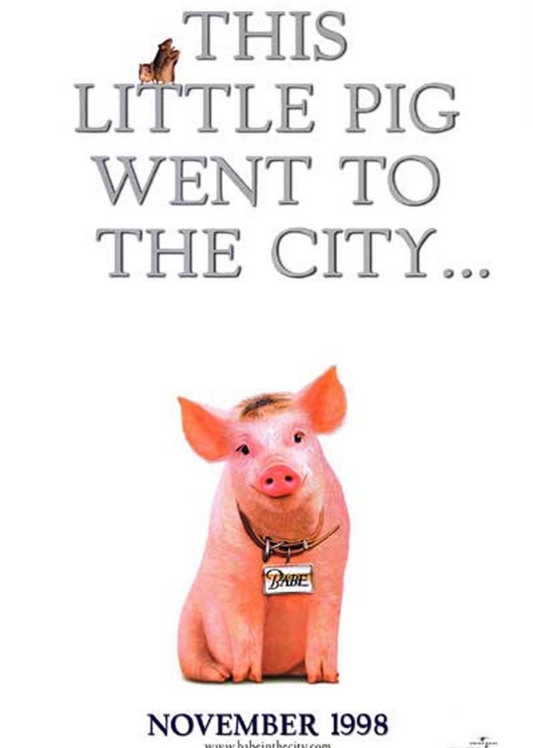 小猪宝贝2:小猪进城