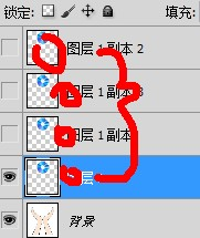 Photoshop制作光盘在手中翻转GIF动画教程